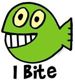 I bite - green