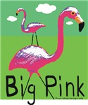 Big Pink Flamingo