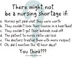 Nursing Shortage Solution