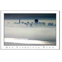 <b>fog city, san francisco posters + art prints</b