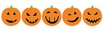 Jack-O'-Lantern Smileys