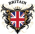 British Flag T-shirts & Gifts