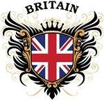 British Flag T-shirts & Gifts