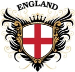English Flag T-shirts & Gifts