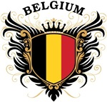 Belgian Flag T-shirts & Gifts