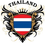 Thai Flag T-shirts & Gifts