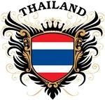 Thai Flag T-shirts & Gifts