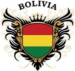 Bolivian Flag T-shirts & Gifts