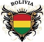 Bolivian Flag T-shirts & Gifts