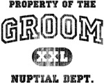 Property of the Groom [b/w]
