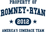 Property of Romney Ryan