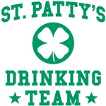 St. Patty's Drinking Team