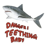 Shark - Danger! Teething Baby