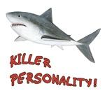 Shark - Killer Personality