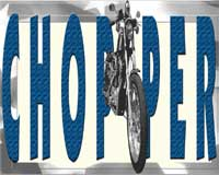 Chopper Motorcycle Gifts
