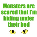 Supernatural Scared Monsters
