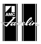 Javelin racing stripes