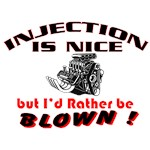 Injection is nice