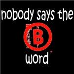 'B' Word 1