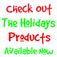 Holiday Merchandise