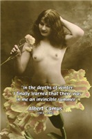 Sex Literature Camus: Relationships Invincibility