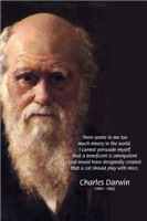 Charles Darwin: God / Creation