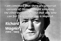 Richard Wagner: Divine Thought Inspiration