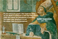The Knowledgeable One: Saint Augustine of Hippo