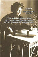 Methods of Education Children and Maria Montessori
