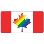 Canada Gay Pride Flag
