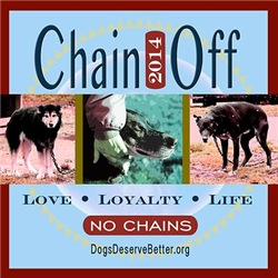Chain Off 2014: Love, Life for Chained Dogs