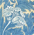 Tulip Blue and other Floral Patterns