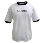 MENS - Friend of Tom Myspace T-shirts