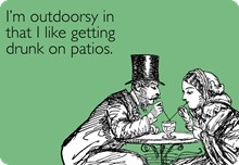 Drunk On Patios