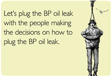BP Oil Leak