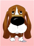 Basset Hound - I Noz How To Treat You Right