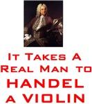 Handel a Violin