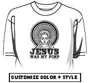 Jesus was my pimp
