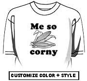 Me so corny