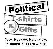 Political T-shirts & Gifts