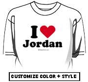 I heart Jordan