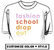 fashion school dropout