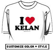 I love Kelan