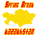 Spring Break Kazakhstan