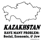 Kazakhstan have many problem