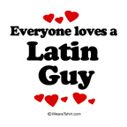 Everyone loves a Latin guy