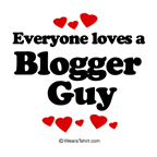 Everyone loves a Blogger guy