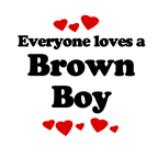 Everyone loves a Brown boy