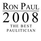 Ron Paul 2008: The Best Paulitician