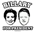 Billary for President